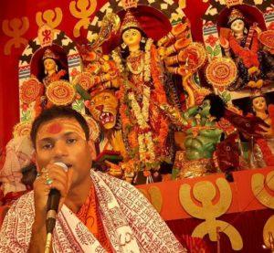 Pandit for Saraswati Puja - Dr. Shib Shankar Bhattacharya